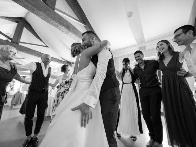 Il matrimonio di Marco e Carola a Cervesina, Pavia 45