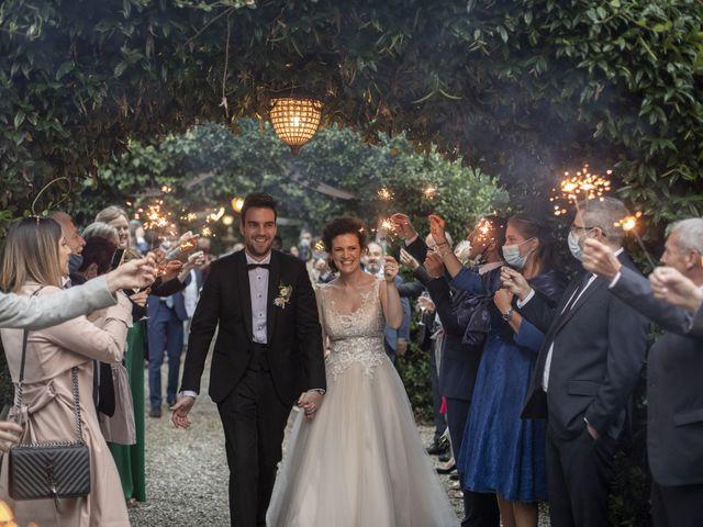 Il matrimonio di Arnoud e Silvia a Inveruno, Milano 30