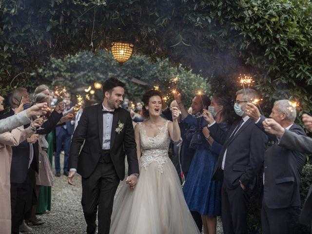 Il matrimonio di Arnoud e Silvia a Inveruno, Milano 31