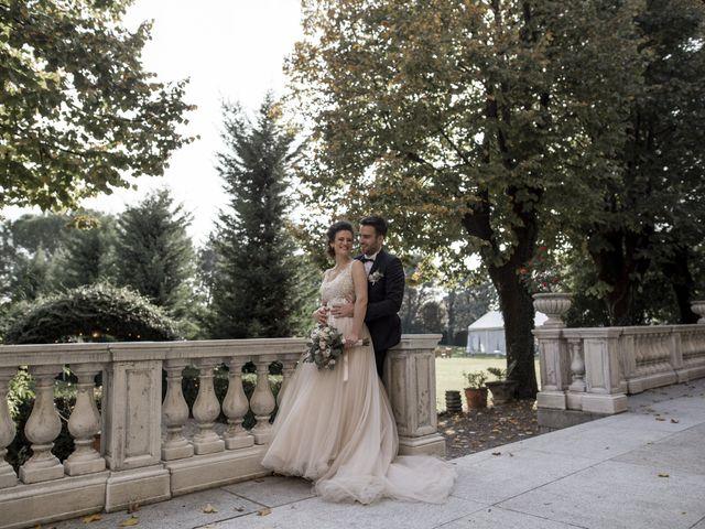 Il matrimonio di Arnoud e Silvia a Inveruno, Milano 15