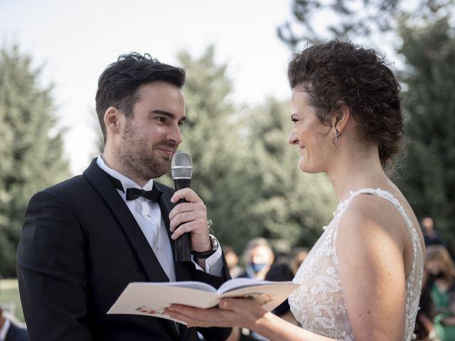 Il matrimonio di Arnoud e Silvia a Inveruno, Milano 39