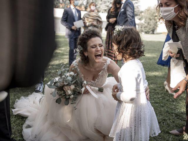 Il matrimonio di Arnoud e Silvia a Inveruno, Milano 45