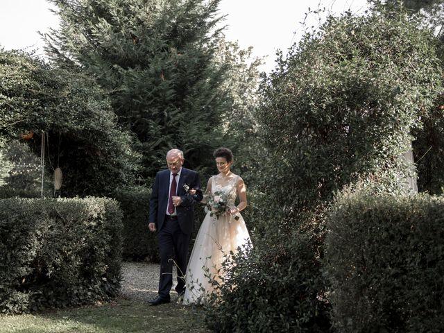 Il matrimonio di Arnoud e Silvia a Inveruno, Milano 49