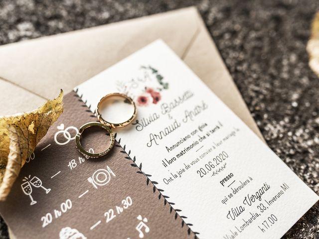 Il matrimonio di Arnoud e Silvia a Inveruno, Milano 4