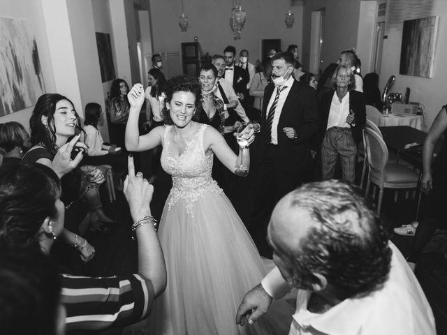 Il matrimonio di Arnoud e Silvia a Inveruno, Milano 125