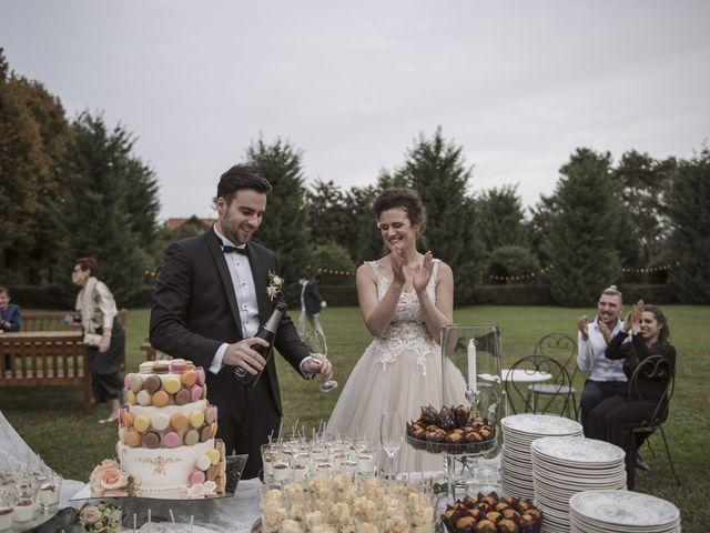 Il matrimonio di Arnoud e Silvia a Inveruno, Milano 74