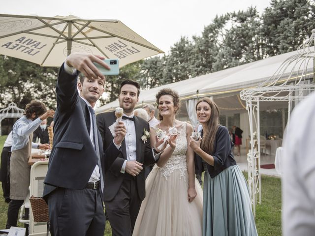 Il matrimonio di Arnoud e Silvia a Inveruno, Milano 76