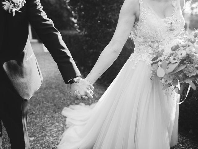 Il matrimonio di Arnoud e Silvia a Inveruno, Milano 80