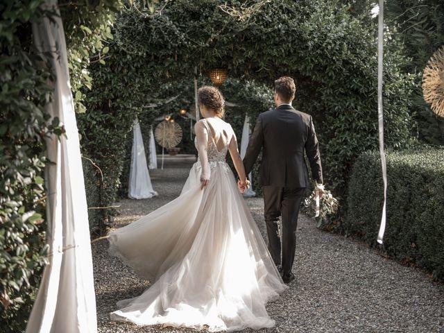 Le nozze di Silvia e Arnoud