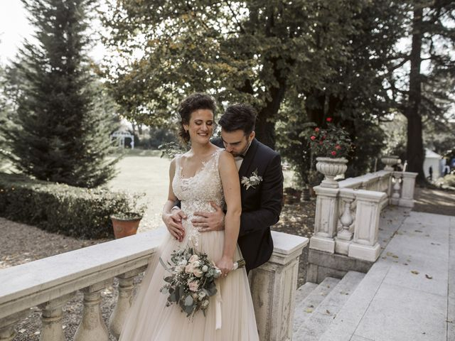 Il matrimonio di Arnoud e Silvia a Inveruno, Milano 83