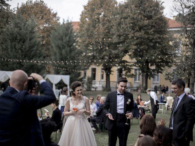 Il matrimonio di Arnoud e Silvia a Inveruno, Milano 88