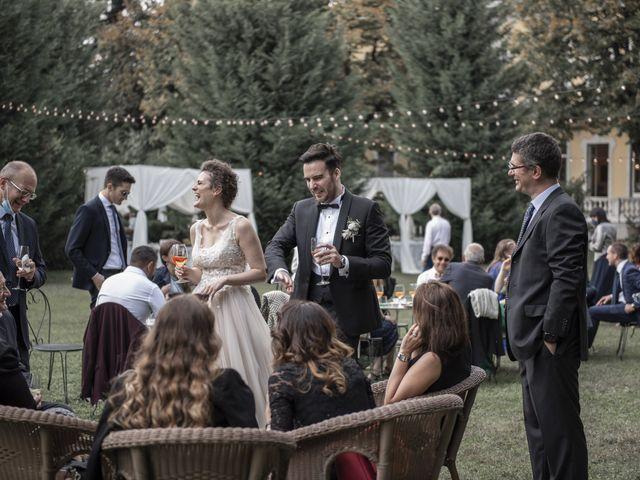 Il matrimonio di Arnoud e Silvia a Inveruno, Milano 89