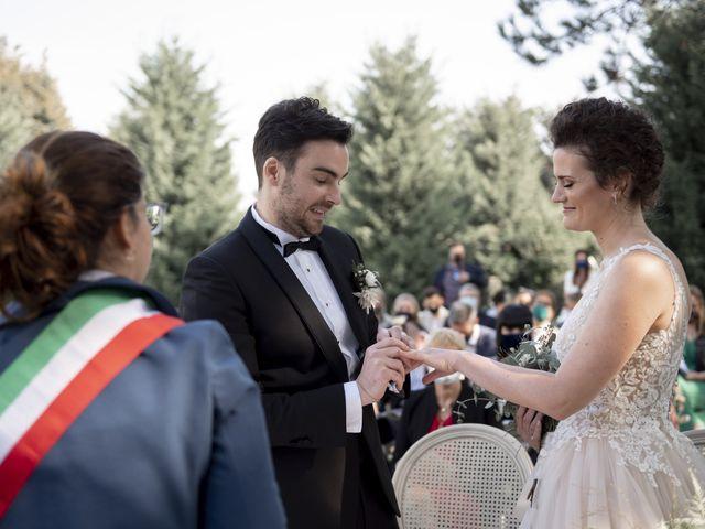 Il matrimonio di Arnoud e Silvia a Inveruno, Milano 109