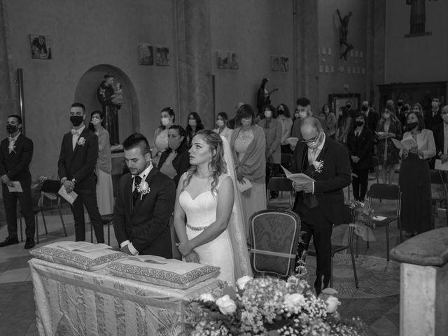 Il matrimonio di Anderson e Giulia a Varese, Varese 15