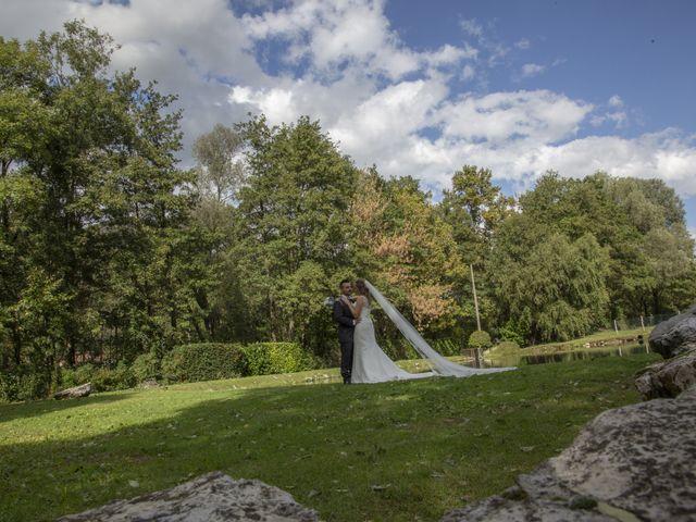 Il matrimonio di Anderson e Giulia a Varese, Varese 19