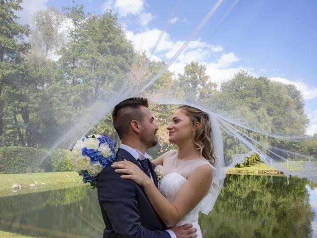 Il matrimonio di Anderson e Giulia a Varese, Varese 20