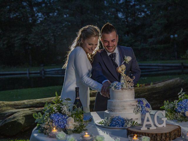 Il matrimonio di Anderson e Giulia a Varese, Varese 31