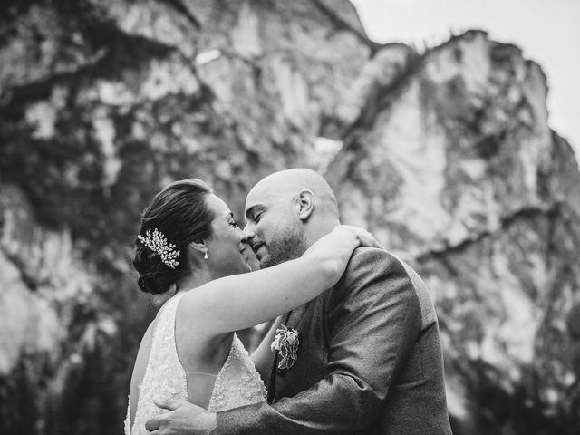 Il matrimonio di Giorgio e Elena a Braies-Prags, Bolzano 9