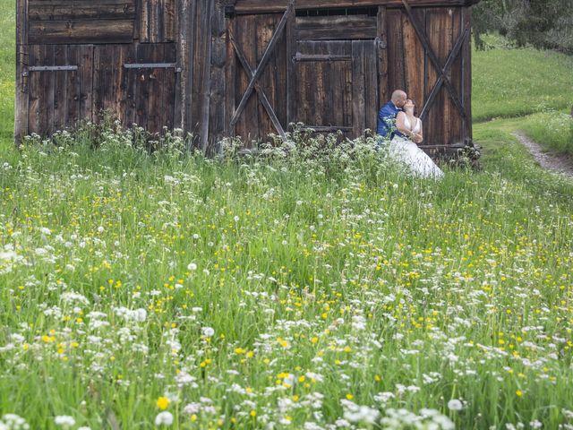 Il matrimonio di Giorgio e Elena a Braies-Prags, Bolzano 16