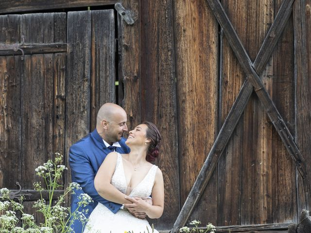 Il matrimonio di Giorgio e Elena a Braies-Prags, Bolzano 18