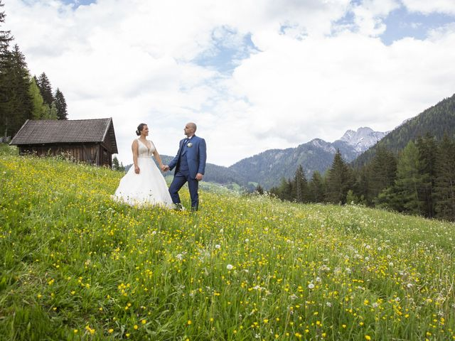 Il matrimonio di Giorgio e Elena a Braies-Prags, Bolzano 21