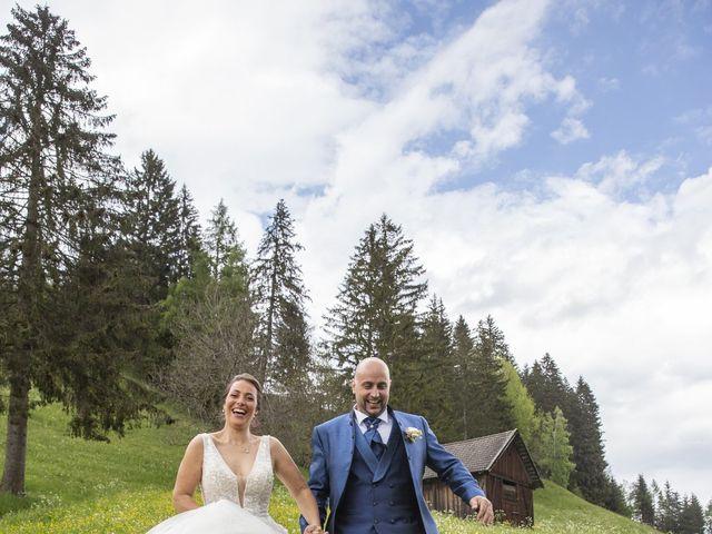 Il matrimonio di Giorgio e Elena a Braies-Prags, Bolzano 22