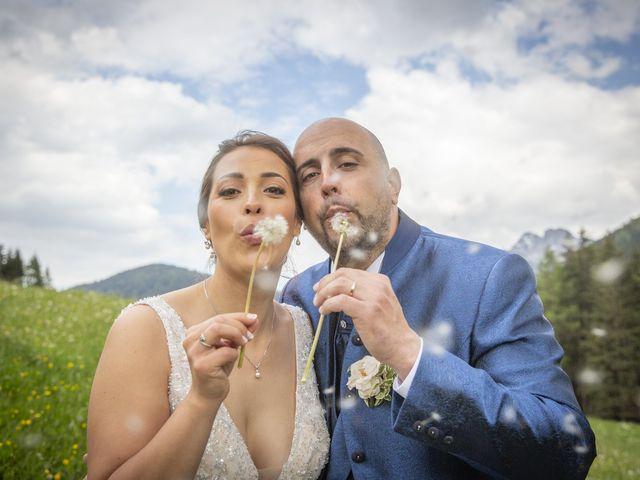 Il matrimonio di Giorgio e Elena a Braies-Prags, Bolzano 23