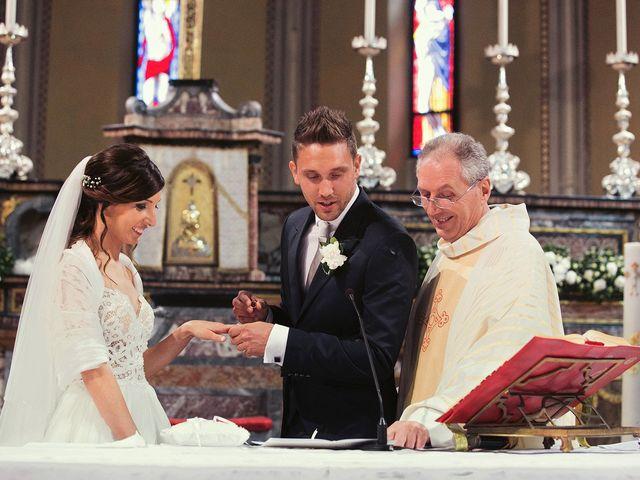 Il matrimonio di Stefano e Sonia a Talamona, Sondrio 25