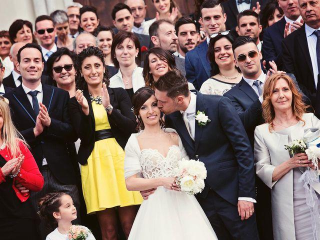 Il matrimonio di Stefano e Sonia a Talamona, Sondrio 30