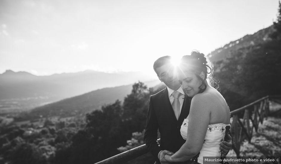 Il matrimonio di Davide e Valentina a Piossasco, Torino