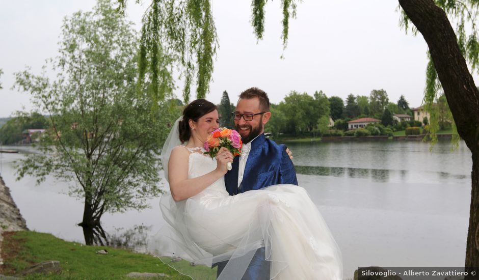 Il matrimonio di Roberto e Elisabetta a Sesto Calende, Varese