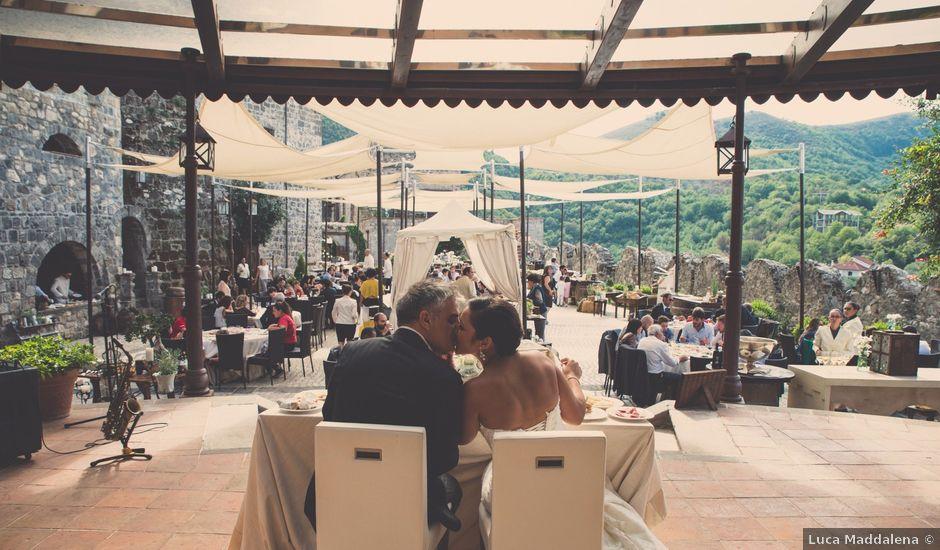 Il matrimonio di Nicky e Cleo a Castelpagano, Benevento