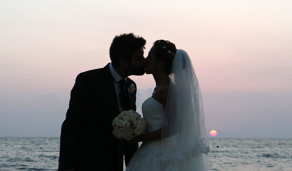 Il matrimonio di Vincenzo  e Ester  a Ragusa, Ragusa