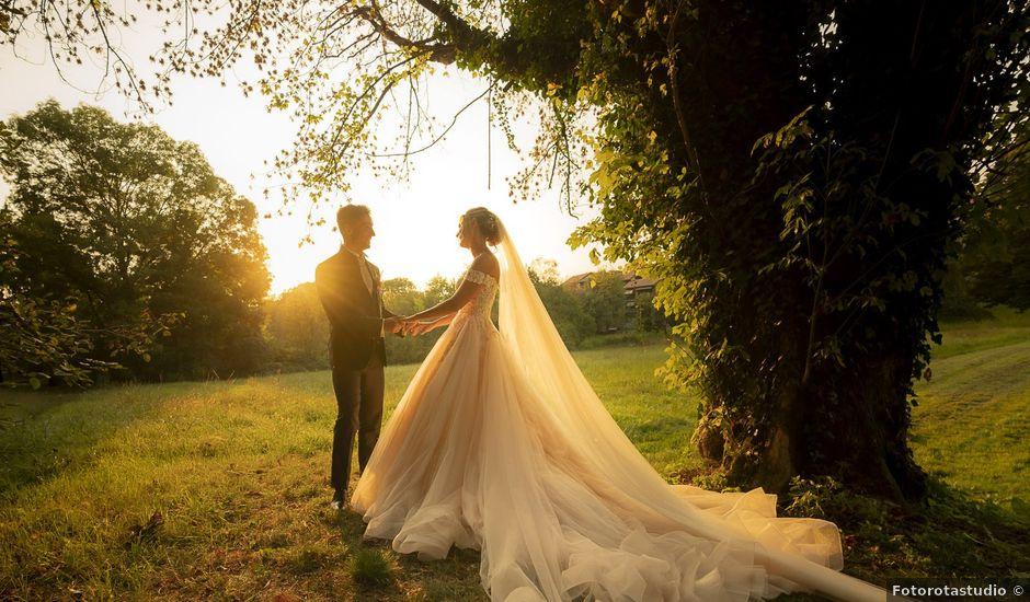 Il matrimonio di Davide e Carla a Varese, Varese