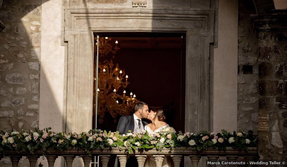 Il matrimonio di Antonio e Luisana a Faicchio, Benevento