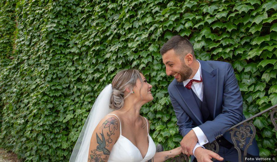Il matrimonio di Marco e Carola a Cervesina, Pavia