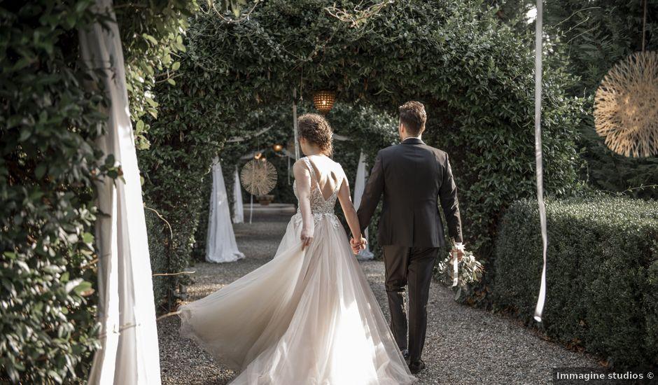 Il matrimonio di Arnoud e Silvia a Inveruno, Milano