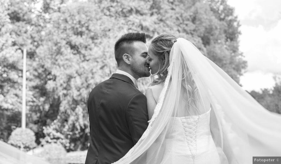 Il matrimonio di Anderson e Giulia a Varese, Varese