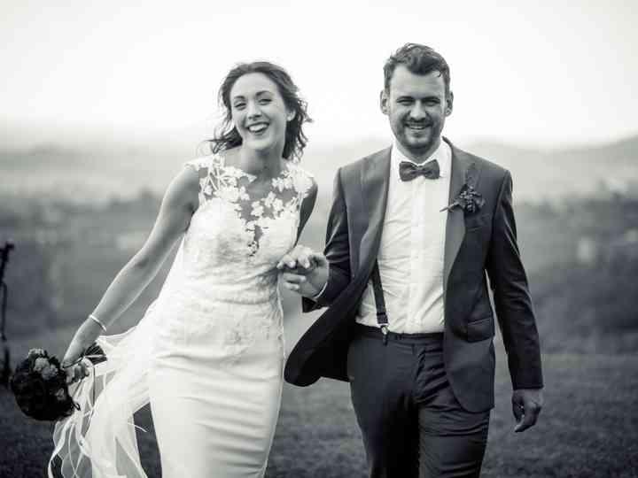 Le nozze di Elena e Niccolò