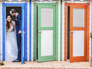 Le nozze di Elisa e Thomas 1