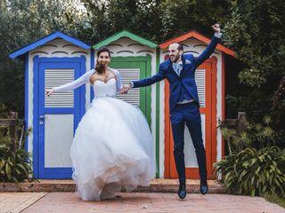 Le nozze di Elisa e Thomas 2
