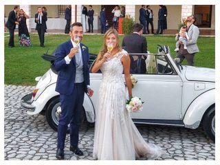 Le nozze di Nadia e Valerio 1