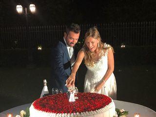 Le nozze di Nadia e Valerio