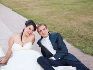 Le nozze di Franceileen e Andrea