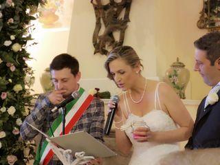 Le nozze di Stefania  e Valerio  2