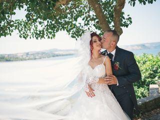 Le nozze di Stefania e Francesco