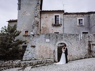 Le nozze di Andrea e Rachele