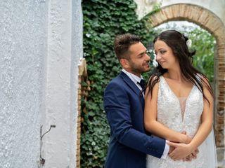 Le nozze di Stefano e Maria 1