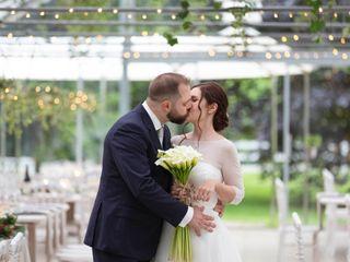 Le nozze di Elisabetta e Valerio