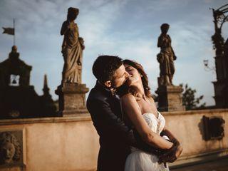 Le nozze di Serena e Duccio